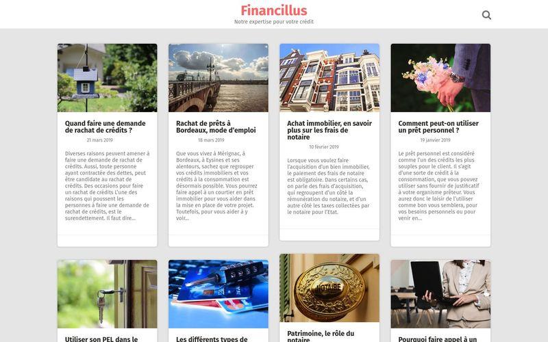 Financillus - Notre expertise pour votre crédit