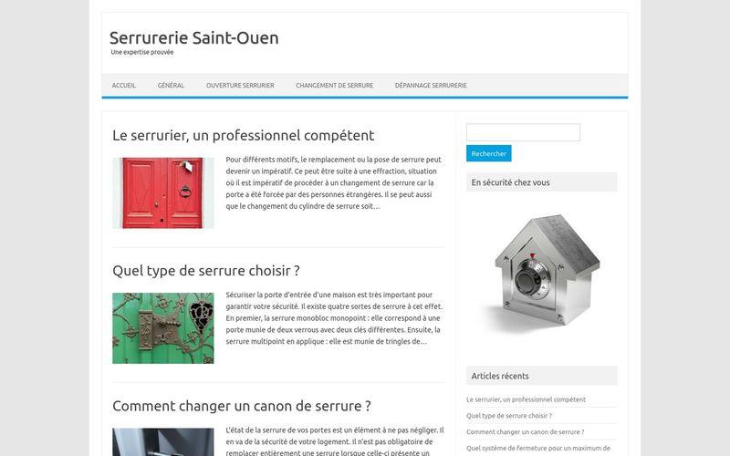Serrurerie Saint-Ouen - Une expertise prouvée